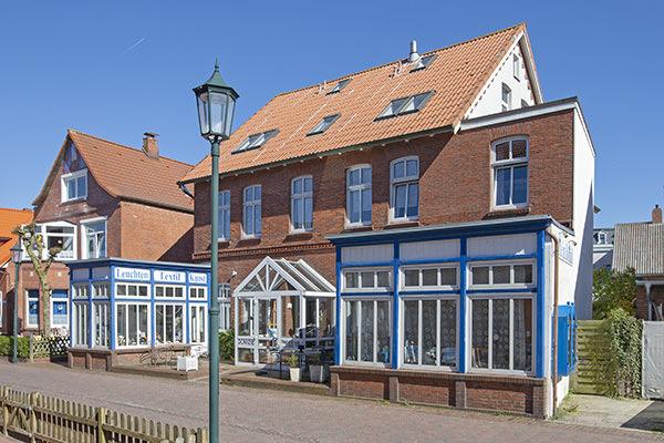 Die Hotels auf der Insel Borkum